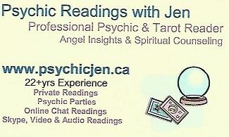 Psychic Readings with Jen